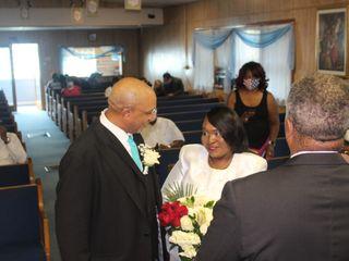 The wedding of LaWanda and Mark 3