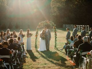 The wedding of Connor and Catherine 1