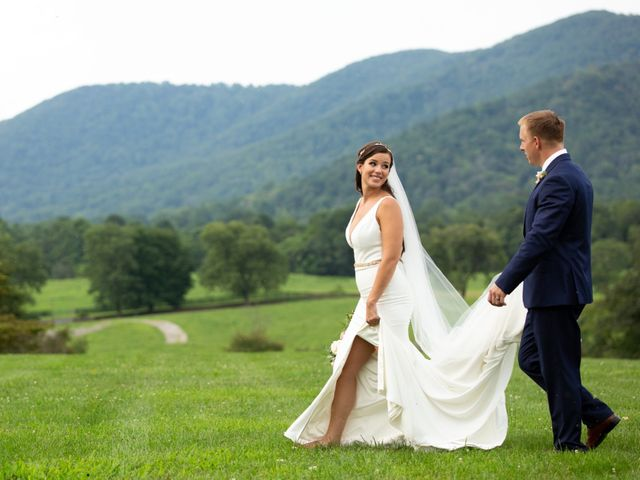 Owen and Erika's Wedding in Hume, District of Columbia 2