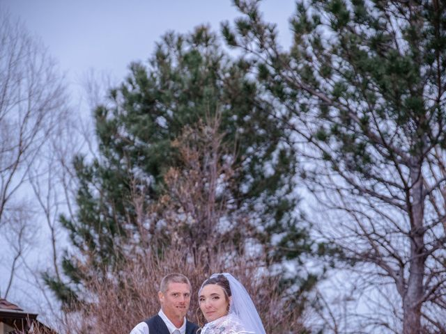 Mike and Chrissy's Wedding in Denver, Colorado 1
