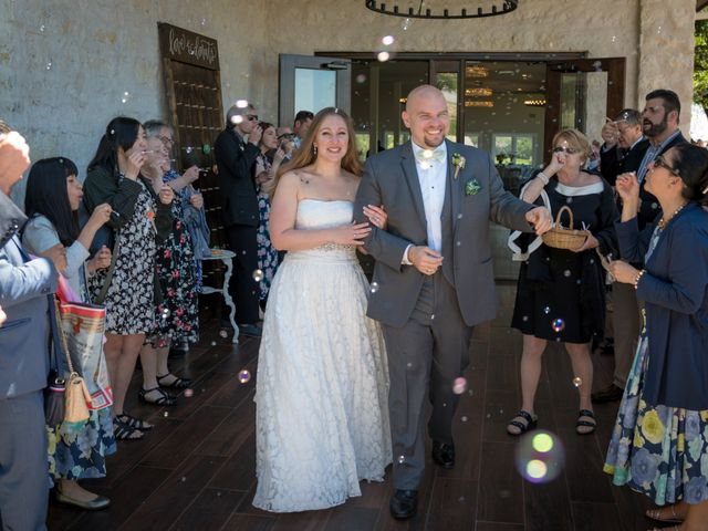 The wedding of Leah and Alex