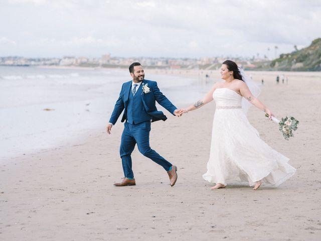 The wedding of Lucy and Ramon