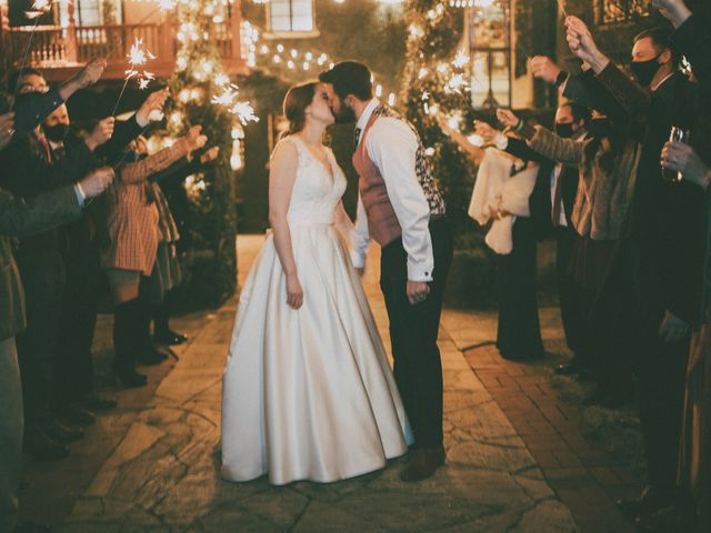 Nic and Rebecca's Wedding in Birmingham, Alabama 4