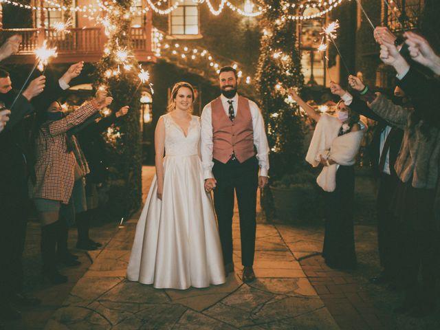 Nic and Rebecca's Wedding in Birmingham, Alabama 5