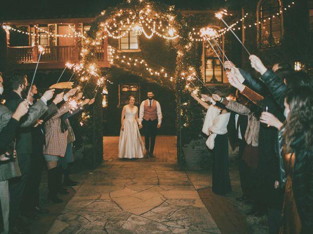 Nic and Rebecca's Wedding in Birmingham, Alabama 6