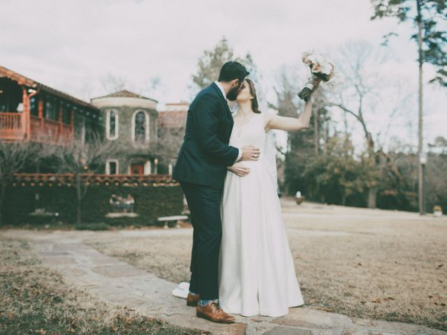 Nic and Rebecca's Wedding in Birmingham, Alabama 34