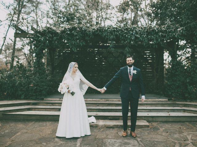 Nic and Rebecca's Wedding in Birmingham, Alabama 37