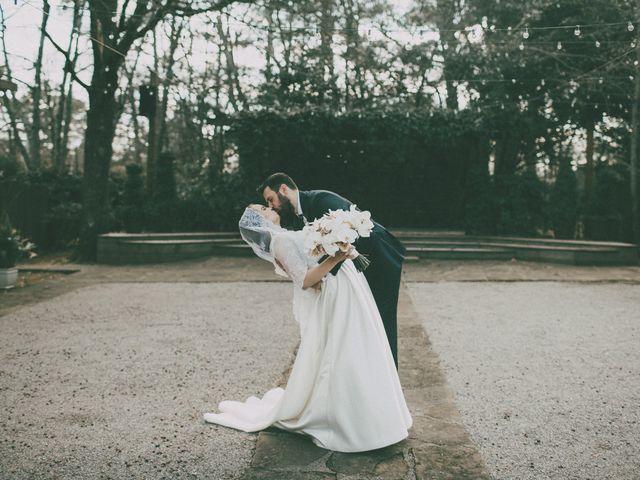 Nic and Rebecca's Wedding in Birmingham, Alabama 38