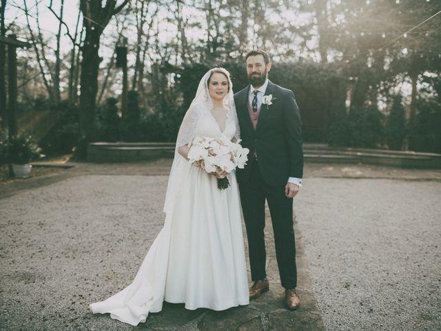 Nic and Rebecca's Wedding in Birmingham, Alabama 1