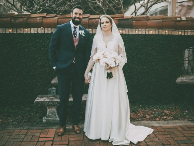 Nic and Rebecca's Wedding in Birmingham, Alabama 39