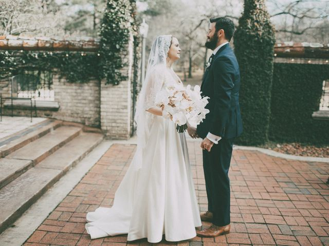 Nic and Rebecca's Wedding in Birmingham, Alabama 42