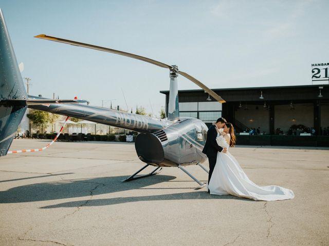 The wedding of Elizabeth and Jordan