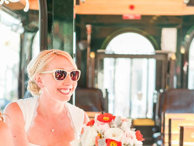 Mollie and Shawn's Wedding in Santa Barbara, California 9