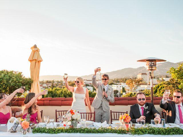 Mollie and Shawn's Wedding in Santa Barbara, California 22