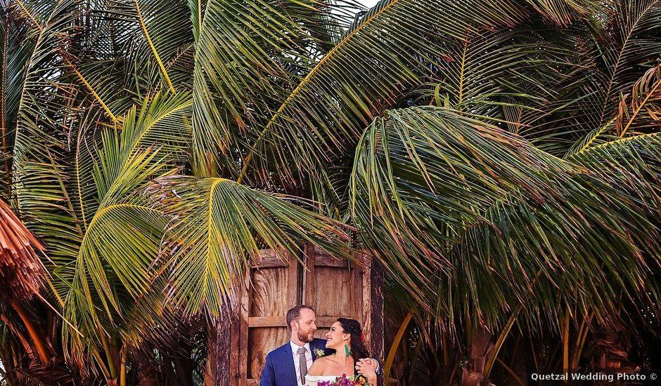 Sean and Sophie's Wedding in Playa del Carmen, Mexico