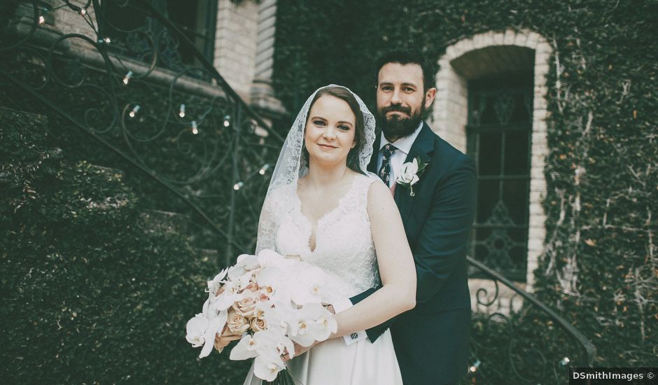 Nic and Rebecca's Wedding in Birmingham, Alabama