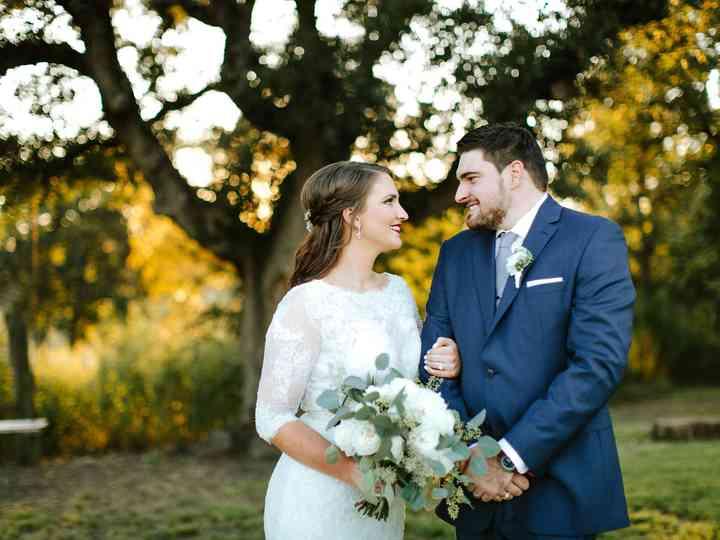 The wedding of Braden and Kari