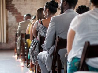 Camille and Dorian's Wedding in Brooklyn, New York 13