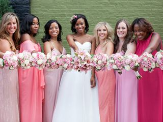 Camille and Dorian's Wedding in Brooklyn, New York 3