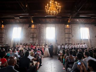 Camille and Dorian's Wedding in Brooklyn, New York 14