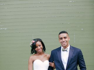 Camille and Dorian's Wedding in Brooklyn, New York 8