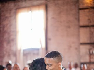 Camille and Dorian's Wedding in Brooklyn, New York 26