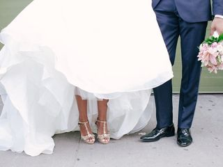 Camille and Dorian's Wedding in Brooklyn, New York 9