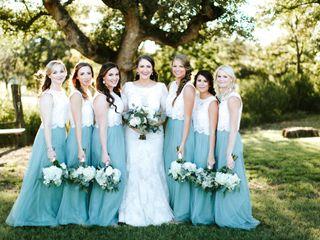 Kari and Braden's Wedding in Round Rock, Texas 3
