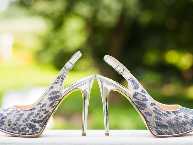 Brittany and Chris's Wedding in Groton, New York 1