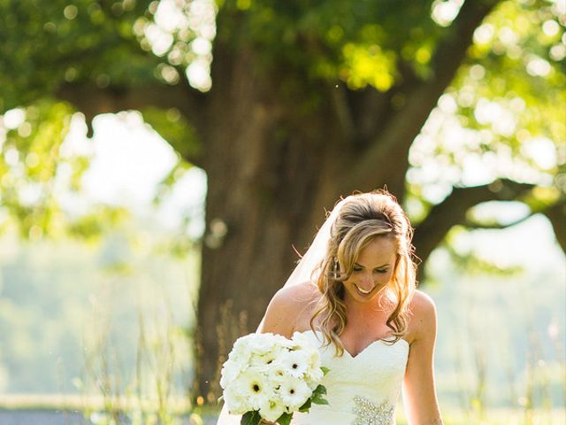 Brittany and Chris's Wedding in Groton, New York 4