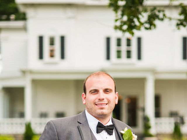 Brittany and Chris's Wedding in Groton, New York 6