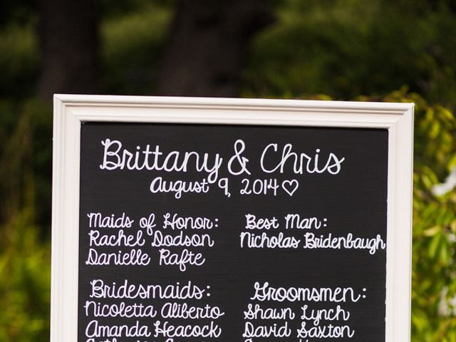 Brittany and Chris's Wedding in Groton, New York 7