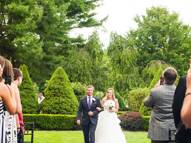 Brittany and Chris's Wedding in Groton, New York 9