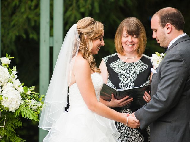 Brittany and Chris's Wedding in Groton, New York 10