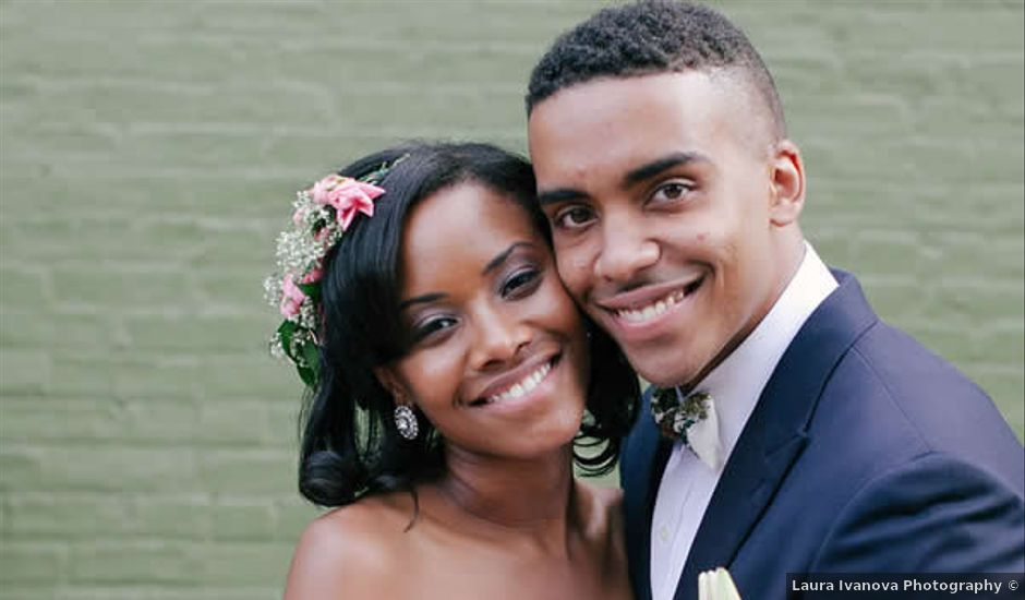 Camille and Dorian's Wedding in Brooklyn, New York