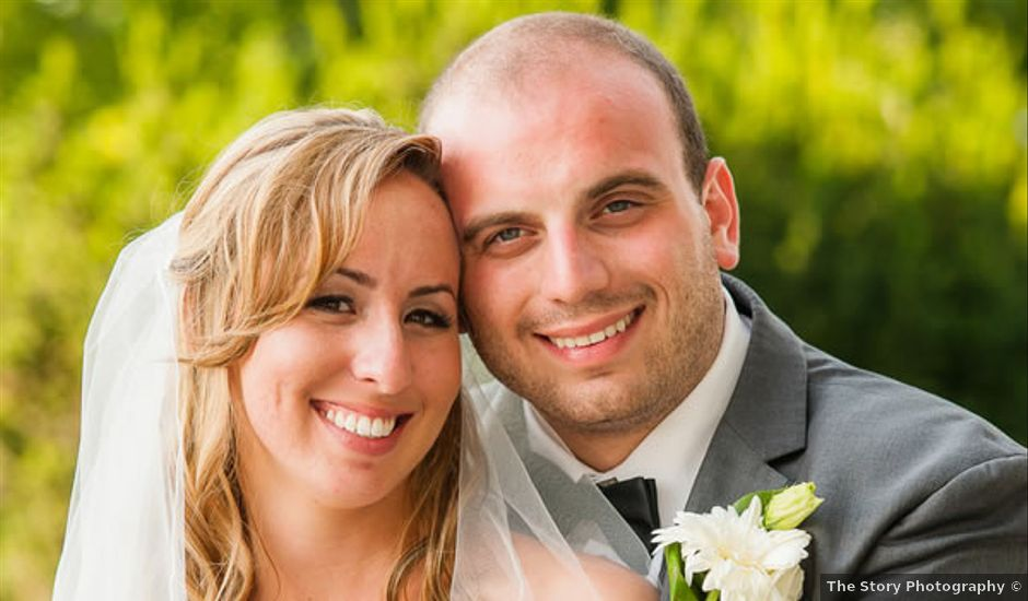 Brittany and Chris's Wedding in Groton, New York