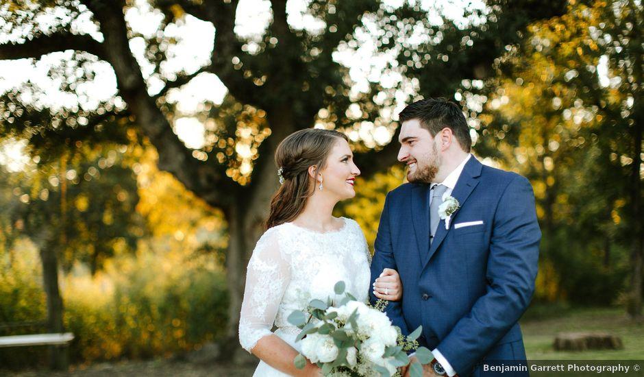 Kari and Braden's Wedding in Round Rock, Texas