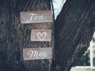 The wedding of Meagan and Jon 2