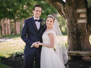 The wedding of Meagan and Jon