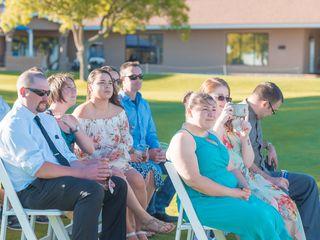 Jacquelyn and Gary's Wedding in Albuquerque, New Mexico 3