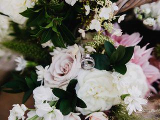The wedding of Meghan and Wesley 1
