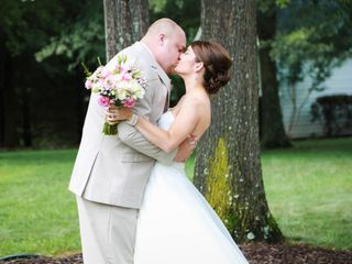 Megan and Cole's Wedding in Huntsville, Alabama 6