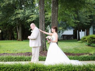 Megan and Cole's Wedding in Huntsville, Alabama 5