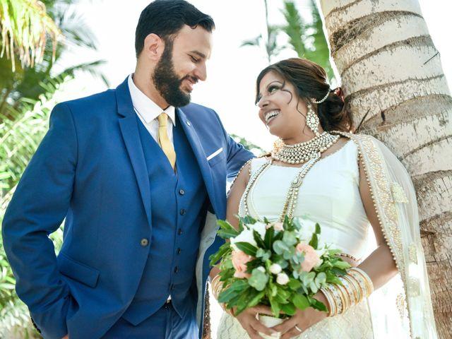 The wedding of Rovina and Aaron