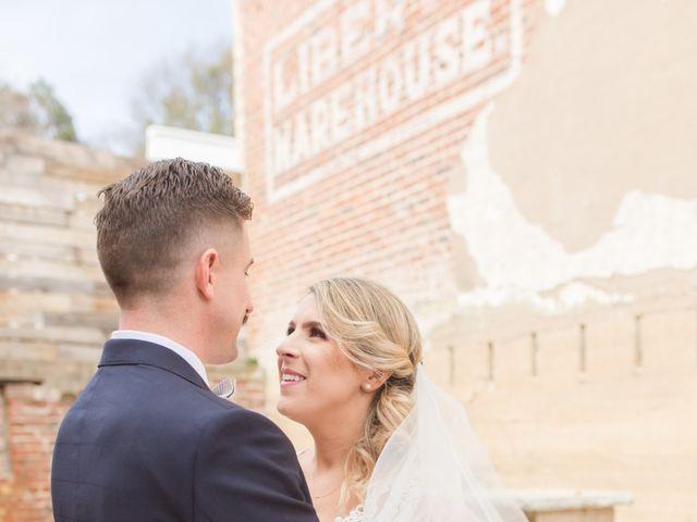 Zach and Dori's Wedding in Elkin, North Carolina 1