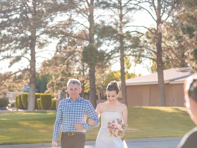 Jacquelyn and Gary's Wedding in Albuquerque, New Mexico 8
