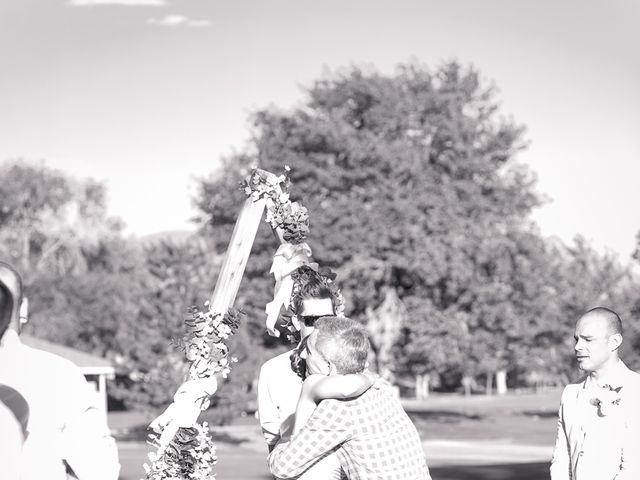 Jacquelyn and Gary's Wedding in Albuquerque, New Mexico 9