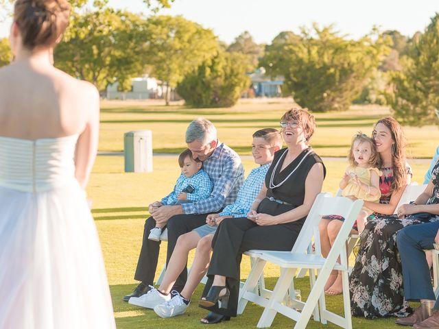 Jacquelyn and Gary's Wedding in Albuquerque, New Mexico 11