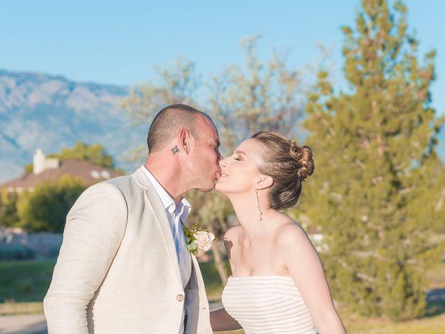 Jacquelyn and Gary's Wedding in Albuquerque, New Mexico 14