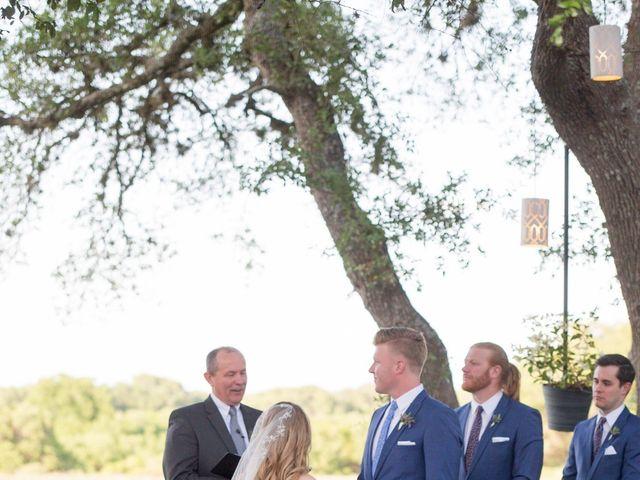 Paul and Kat's Wedding in Austin, Texas 19